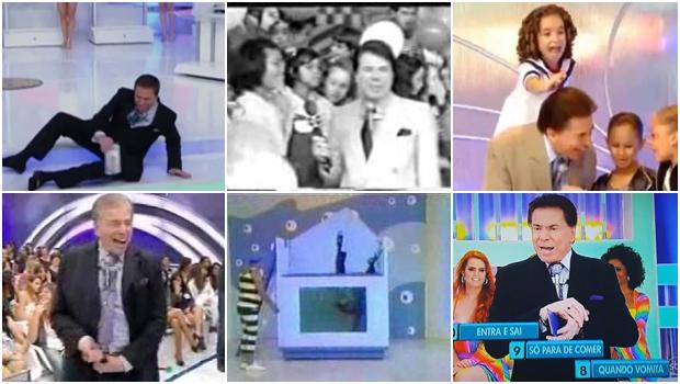 Silvio Santos completa 84 anos nesta sexta (12/12); confira os vídeos mais engraçados do rei da televisão brasileira