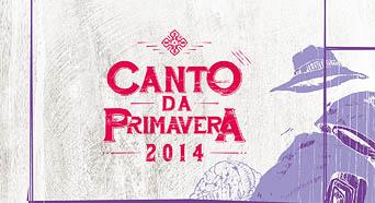 Canto da Primavera 2014 seleciona 14 artistas goianos para apresentações