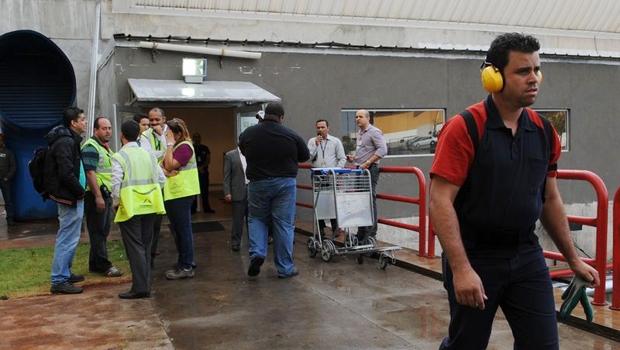 Aeroviários e aeronautas pediam aumento nos salários e benefícios | Foto: Elza Fiuza/Agência Brasil