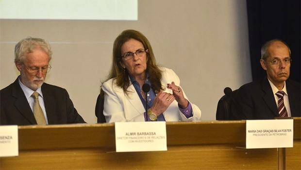 Graça Foster disse que trabalho para elaboração do balanço não é trivial | Foto: Fernando Frazão/Agência Brasil