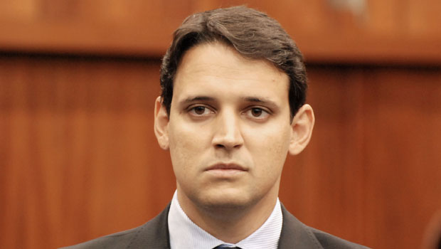 Thiago Peixoto seria o preferido de Marconi Perillo em 2018 | Foto: Assembleia Legislativa/Arquivo