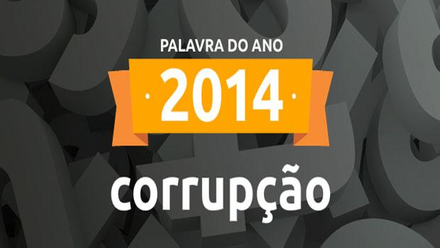 """""""Corrupção"""" é escolhida palavra do ano por portugueses"""
