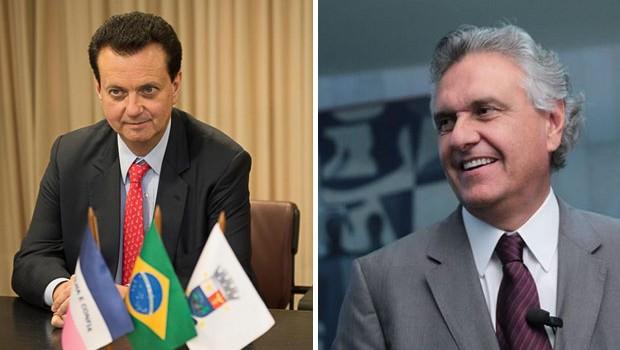 """Ronaldo Caiado diz que Kassab age como """"cafetão"""" e acha que parlamentares são """"garotas de programa"""""""
