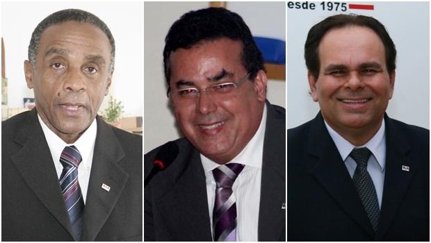 Flávio Buonaduce retira candidatura e disputa pela presidência fica entre Enil, Macalé e Caiadinho