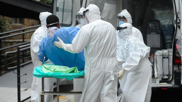 Homem é internado em Belo Horizonte com suspeita de ebola