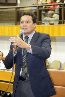Vereador Felisberto Tavares | Foto: Eduardo Nogueira