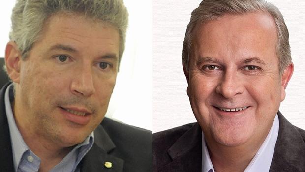 Paulo Garcia e Hélio Telho trocam farpas por meio de redes sociais