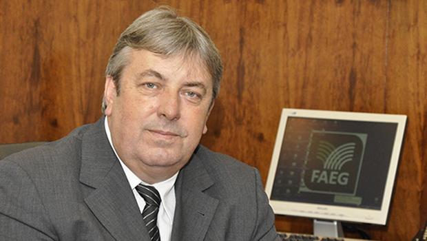José Mário Schreiner quer indicar o dirigente da Agrodefesa de Goiás