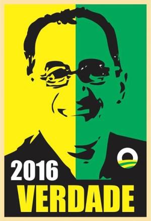 Imagem de divulgação de Kajuru, que já se anuncia como candidato à Prefeitura de Goiânia desde o ano passado / Foto: Facebook