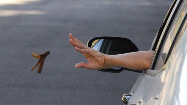 Projeto de lei intensifica fiscalização para multar quem joga lixo nas ruas de Goiânia