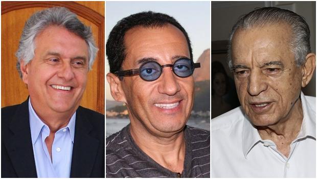 De volta a Goiânia, Kajuru busca aliança com Iris e Caiado para 2016