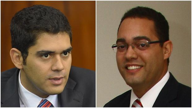 Crise no PSD: Tejota e Virmondes Cruvinel brigam por cadeira na mesa diretora