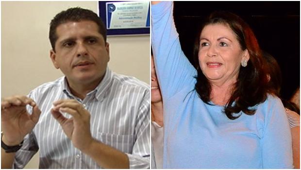 Secretário de Comunicação de Roraima, Ivo Galindo, defende nomeações da governadora Suely Campos (PP) | Fotos: reprodução / Roque Neto/ Amazon Sat / Facebook Neudo Campos