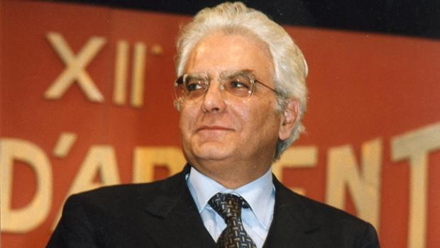 Sergio Mattarella é o novo presidente da Itália | Foto: reprodução Studio Marotta