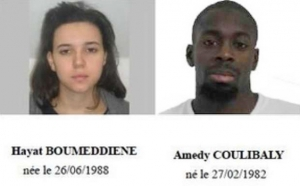 Suspeitos de estarem com cinco ou seis reféns em mercado judeu na França / Reprodução Twitter