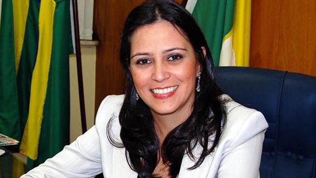 PSDB apoia a candidatura de Flávia Vilela, do DEM, a prefeita de Mineiros