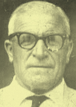 Herbert Cukurs, o Carrasco de Riga, foi executado pelo Mossad no Uruguai | Foto:  http://herbertscukurs.blogspot.com.br