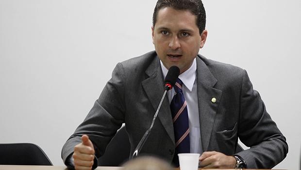 Leandro Vilela terá a missão de perpetuar projeto político atual | Foto: Agência Câmara