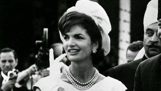 Philip Roth foi namorado da mulher do presidente John Kennedy, a elegante Jackie Kennedy