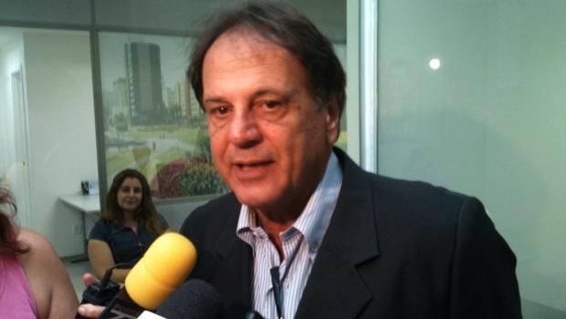 Adib Elias: PMDB ainda é o maior partido | Foto: Marcello Dantas / Jornal Opção