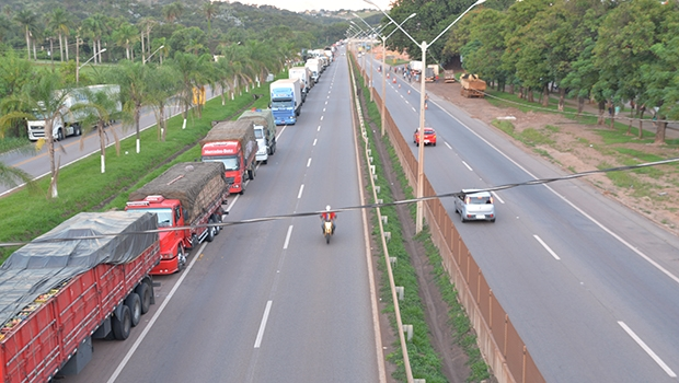 Sem caminhões, Ceasa de Goiás teme desabastecimento | Foto: Jornal Cidades/Fotos Públicas