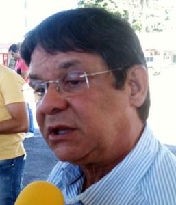 Domingos Sávio, coordenador dos corredores preferenciais da CMTC | Foto: Marcello Dantas/Jornal Opção Online