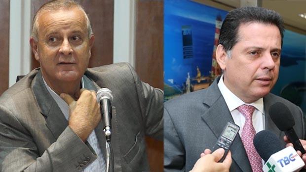 Marconi Perillo se antecipou e o prefeito Paulo Garcia seguiu o rastro para fazer a Prefeitura caber em Goiânia