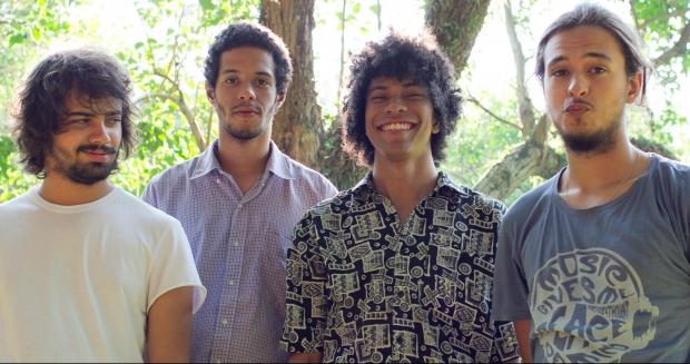 Os goianos da Boogarins são uma das principais atrações do 9º Grito Rock Goiânia   Foto: Reprodução/Facebook