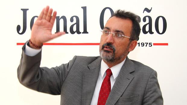 Humberto Aidar rejeita qualquer aliança com Iris Rezende e diz que PT deve bancar Edward Madureira