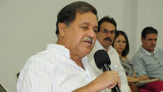 Prefeito Juraci Martins: sem condição de dar reajuste | Foto: prefeitura de Rio Verde