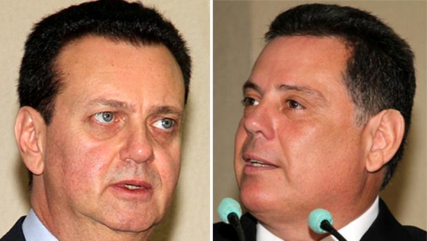 Os afagos políticos entre Marconi e Kassab