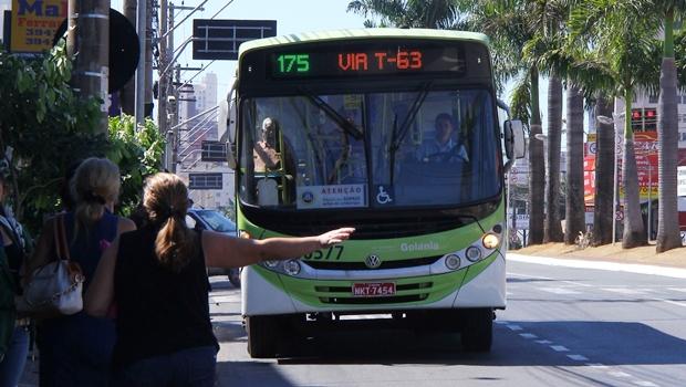 Com o valor de R$ 3,50, tarifa de Goiânia é a 3ª mais cara do Brasil | Foto: Fernando Leite
