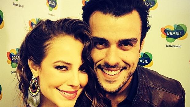 Paolla Oliveira e Joaquim Lopes anunciam fim de casamento