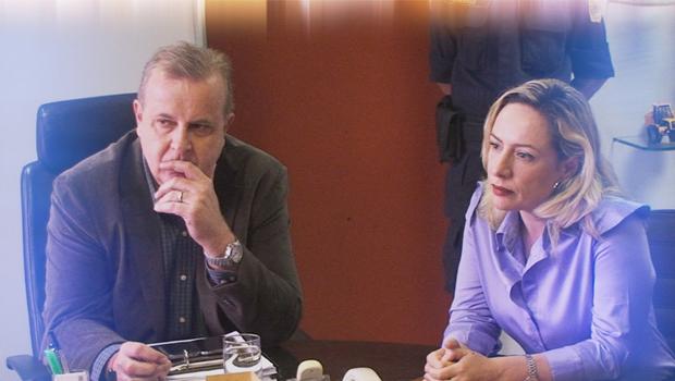 Paulo Garcia, prefeito, e Adriana Accorsi, deputada: o petista pode bancá-la para prefeita ou vice de Iris Rezende Machado