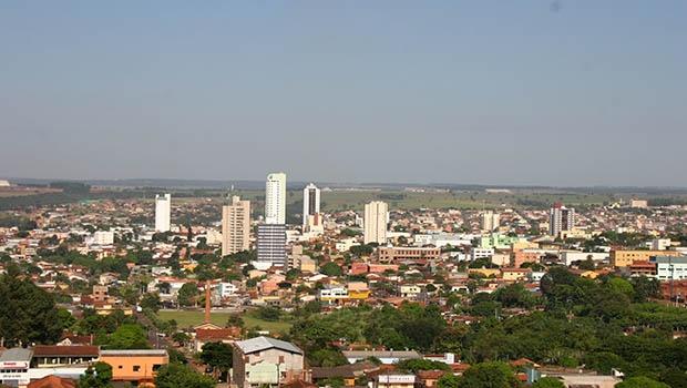 Municípios da região Sudoeste, como Rio Verde (foto), são cobiçados pelas principais legendas partidárias    Foto: Divulgação