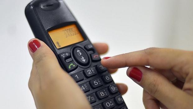 Redução de valores para ligações de fixo para móvel vale a partir desta terça-feira (24) | Foto: Marcello Casal Jr./Agência Brasil