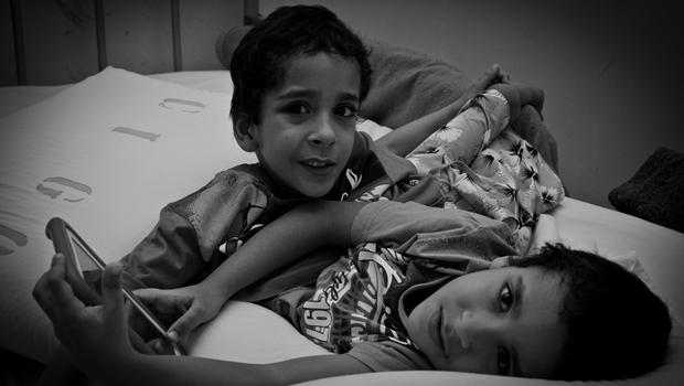 Estado de saúde de gêmeo siamês Heitor Brandão é regular