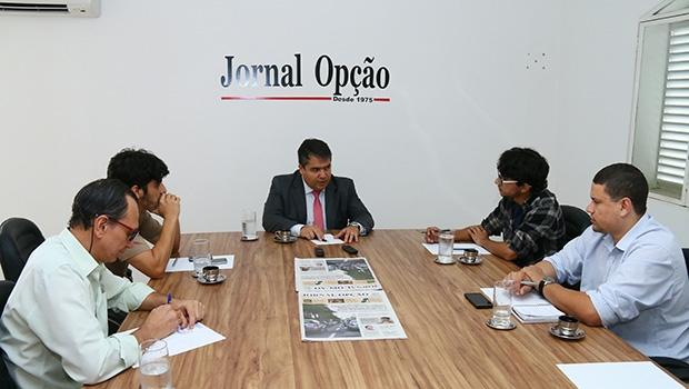 """Francisco Taveira Neto ao Jornal Opção: """"O recurso dos servidores é cuidado com muito carinho e dedicação por mim"""""""