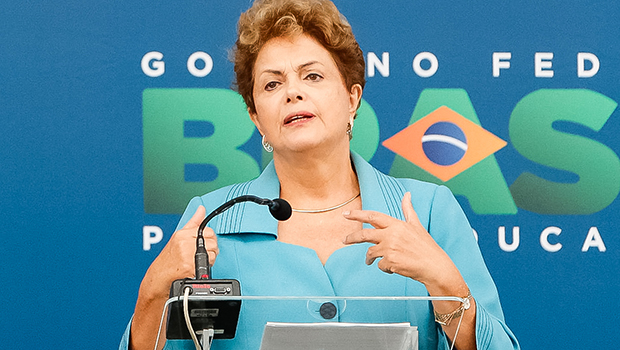 Presidente Dilma Rousseff deixou a palavra impeachment entrar em seu universo mental | Foto: Roberto Stuckert Filho/ PR