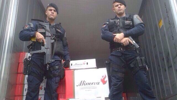 Polícias de Goiás e Distrito Federal apreendem 37 toneladas de carne