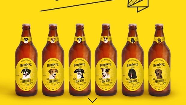 As seis cervejas que incentivam a adoção de cachorros | Foto: reprodução/site cerveja Sem Dono