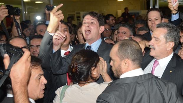 Cid Gomes, o sincero, disse o que estava entalado na garganta dos brasileiros