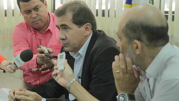 Prefeito João Gomes afirma que reajuste entra em vigor neste mês   Foto: Prefeitura de Anápolis