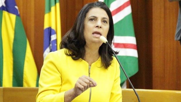 Dra. Cristina avalia que Jeovalter Correia está disposto a desatar nós | Foto: Alberto Maia / Câmara de Goiânia