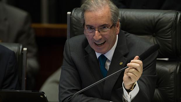 Presidente da Câmara, Eduardo Cunha: demonstra ser o exemplo de que o Legislativo brasileiro só exerce independência quando ameaçado | Foto:  Fabio Rodrigues Pozzebom/ Agência Brasil