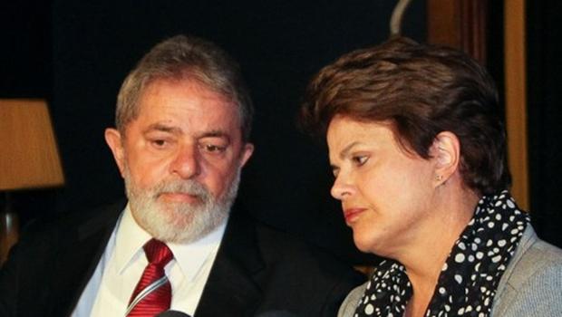 Dilma vs. Lula? Folha diz que sim | Foto: Roberto Stuckert Filho