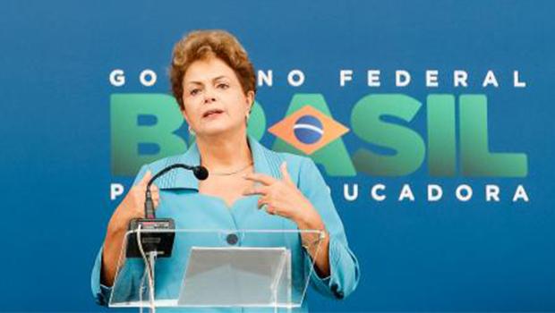 Dilma Rousseff vem a Goiânia nesta quinta-feira (19/3)