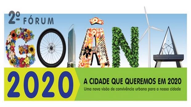 Fórum Goiânia 2020 aborda maneiras de construir uma cidade melhor