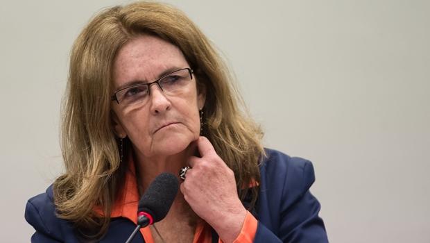 Graça Foster afirma que Operação Lava Jato fez bem à Petrobras