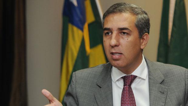 """Vice-governador José Eliton defende Sandes Júnior e Roberto Balestra. """"Temos convicção na integridade de ambos"""", garantiu"""